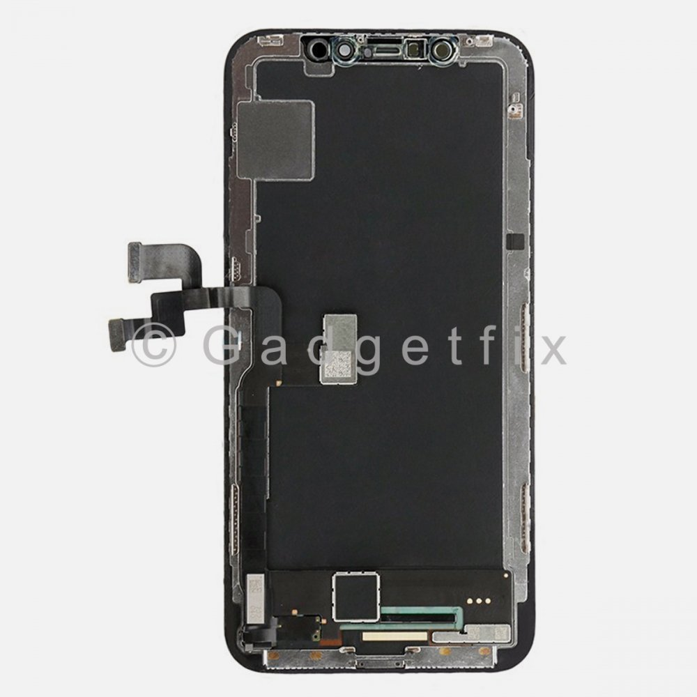 Soft OLED Display LCD + Force Touch Screen Digitizer For iPhone X (HEX Factory)