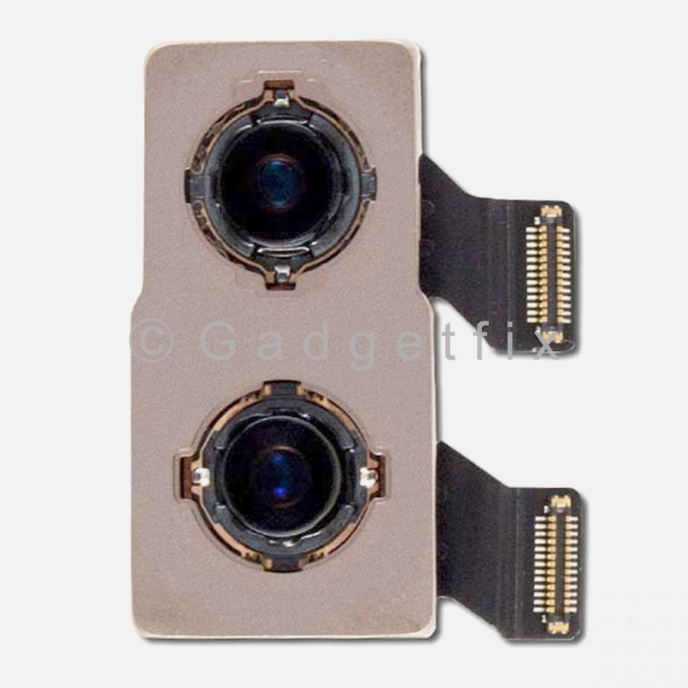 Dual Back Main Rear Camera Replacement For Iphone X 10