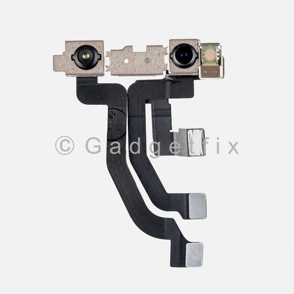 Dual Front Camera Assembly with Flex Cable For Iphone X