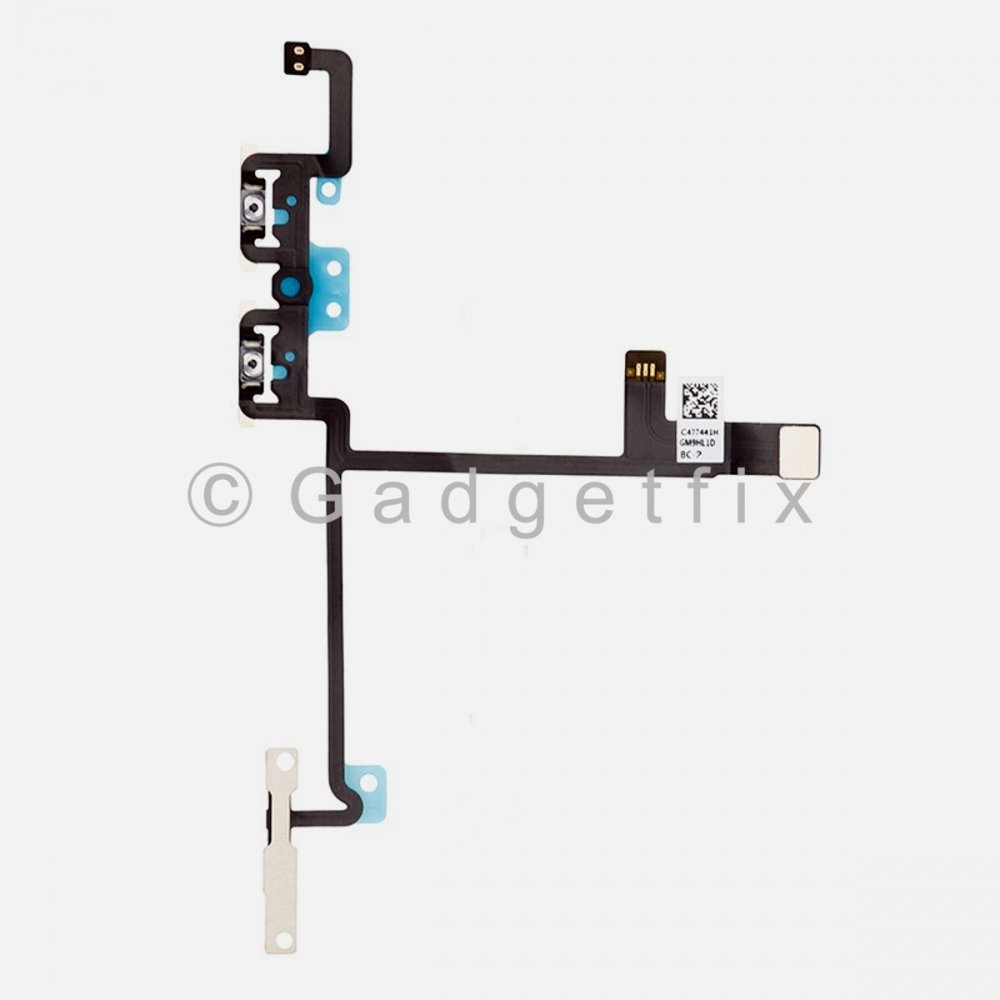 Volume Button Connector Flex Ribbon Cable For Iphone X 10