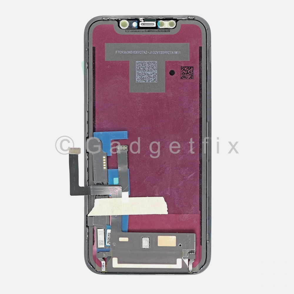 Liquid Retina IPS LCD Display Touch Screen Digitizer For Iphone 11