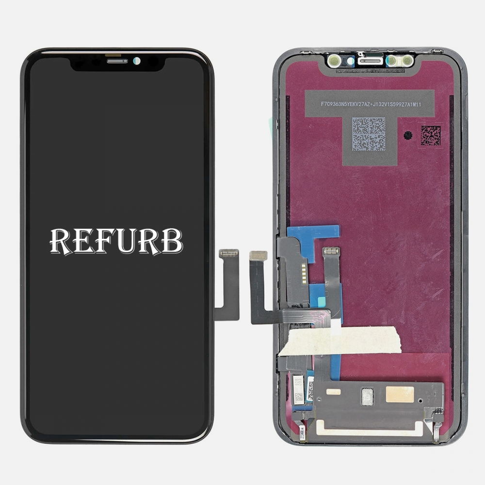Refurbished Retina IPS LCD Display Touch Screen Digitizer For Iphone 11