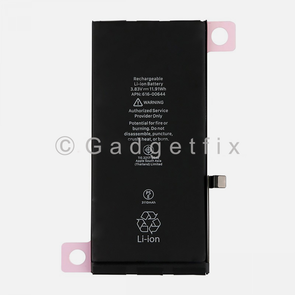 New 3110 mAh Battery Replacement For Iphone 11 616-00643 | 616-00644
