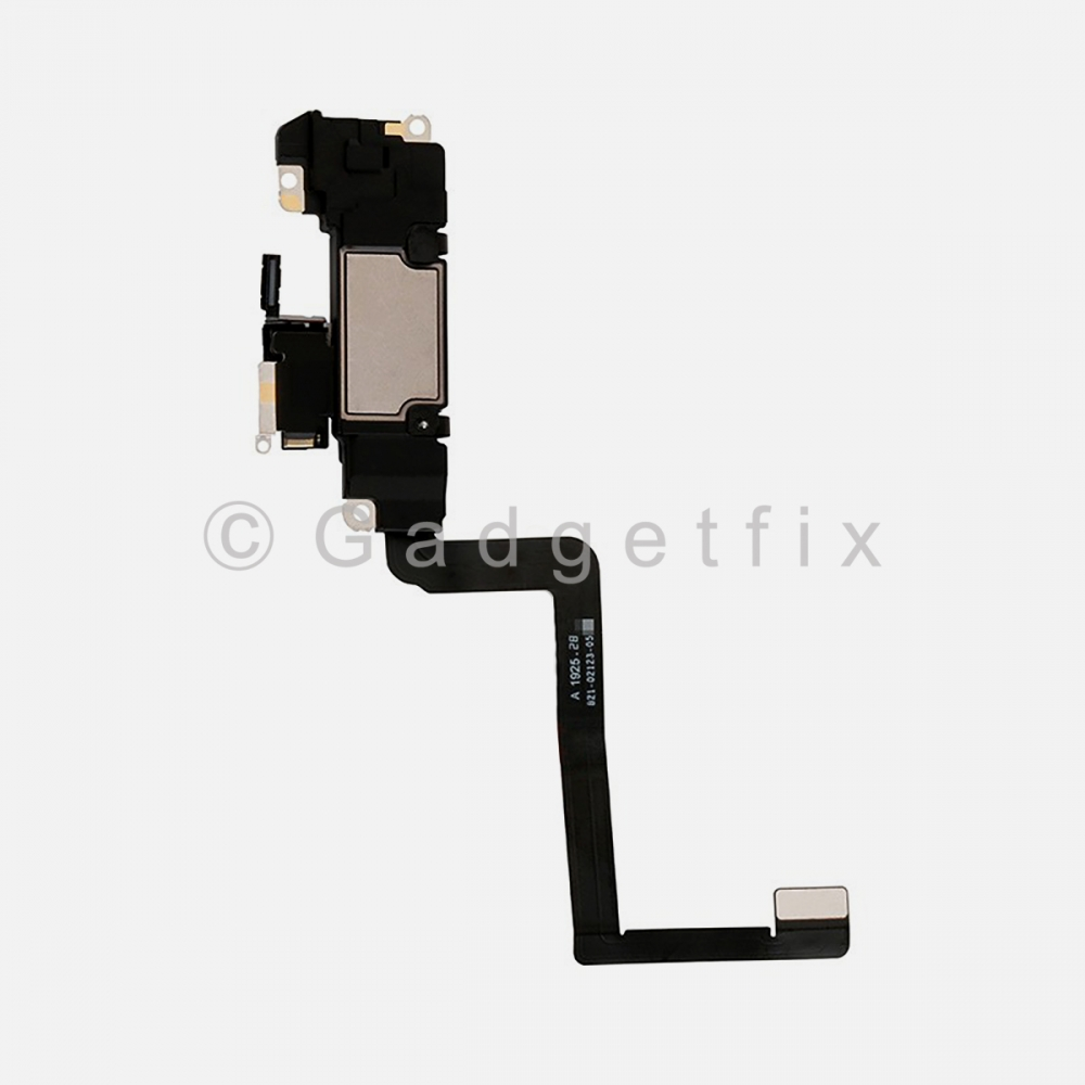 Earpiece Ear Speaker with Proximity Light Sensor Flex Cable Ribbon Replacement For Iphone 11