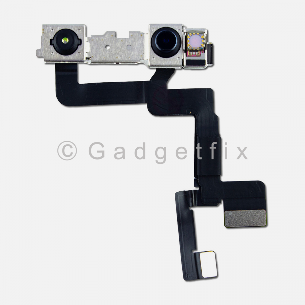 Front Camera Assembly with Flex Cable For Iphone 11