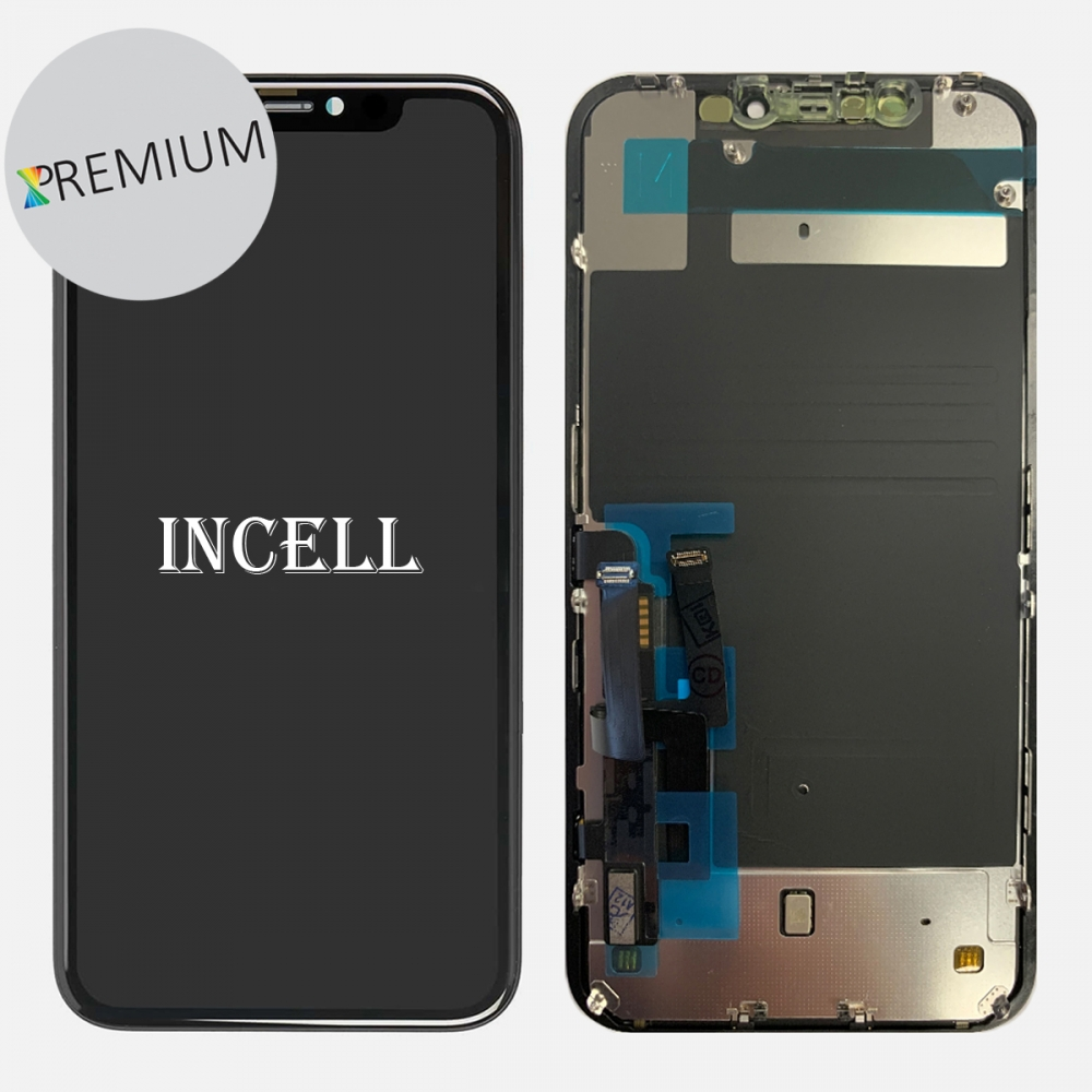 Premium Incell LCD Display Touch Screen Digitizer + Back Plate For Iphone 11