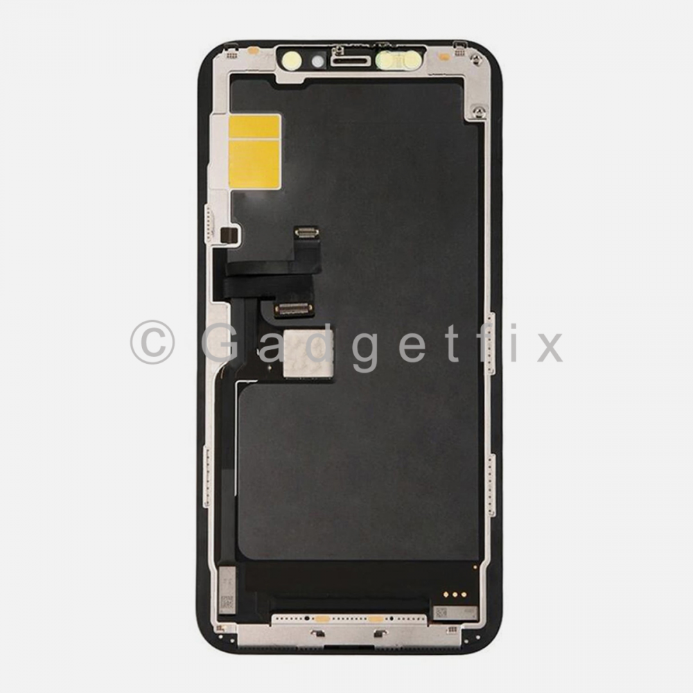 Hard OLED Display LCD Touch Screen Digitizer + Frame For Iphone 11 Pro (SL Factory)