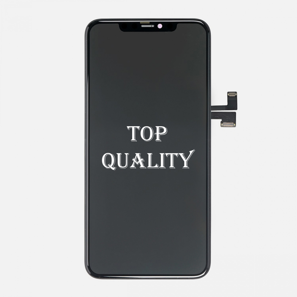 OLED Display LCD Touch Screen Digitizer + Frame For Iphone 11 Pro Max (Top Quality)
