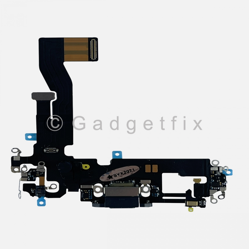 Pacific Blue Lightning Charger Charging Port Dock Connector Flex Cable For iPhone 12 PRO