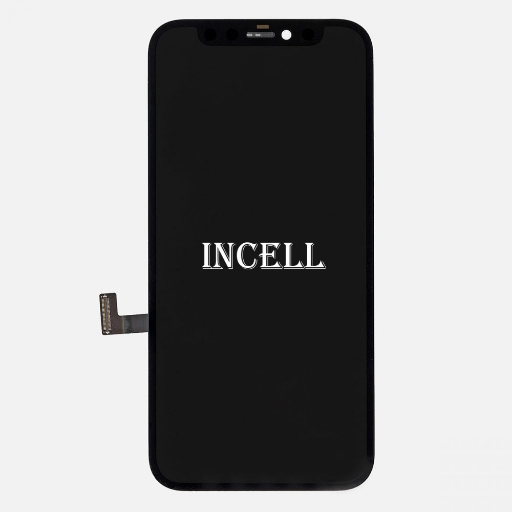 Incell Display LCD Touch Screen Digitizer + Frame For Iphone 12 Mini (RJ Factory)