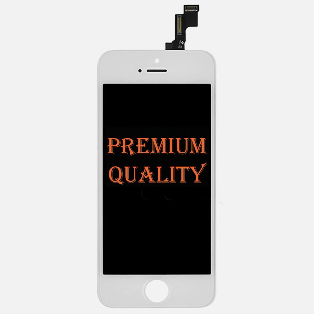 (Premium Quality) LCD Display Touch Screen Digitizer For iPhone SE White
