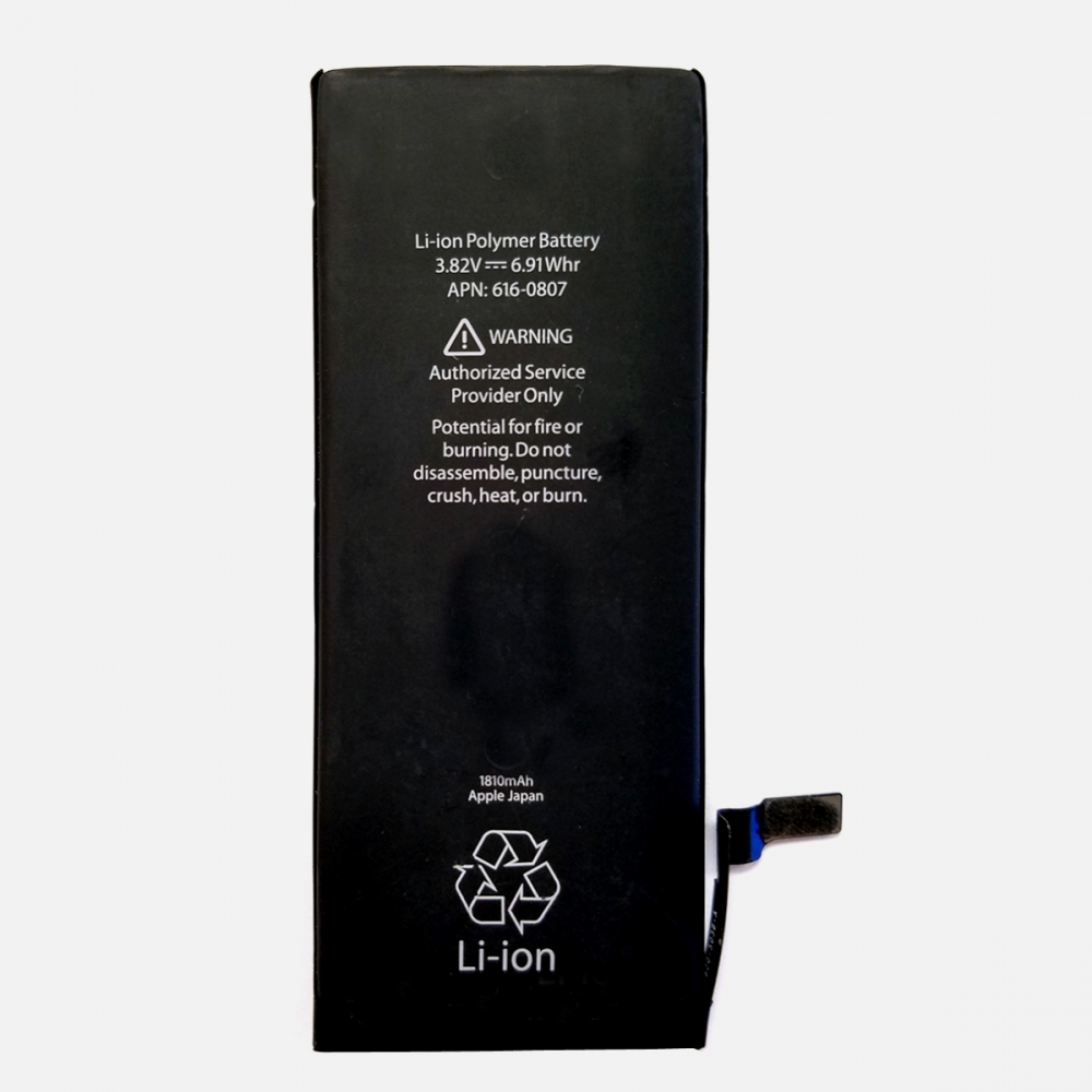 New 1810mAh Li-ion Battery Replacement Parts For Apple iPhone 6