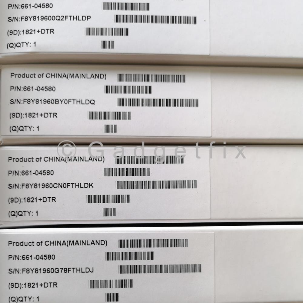 New Original OEM 661-0770 Battery + Adhesive For Apple Iphone 6 Plus (In Box)
