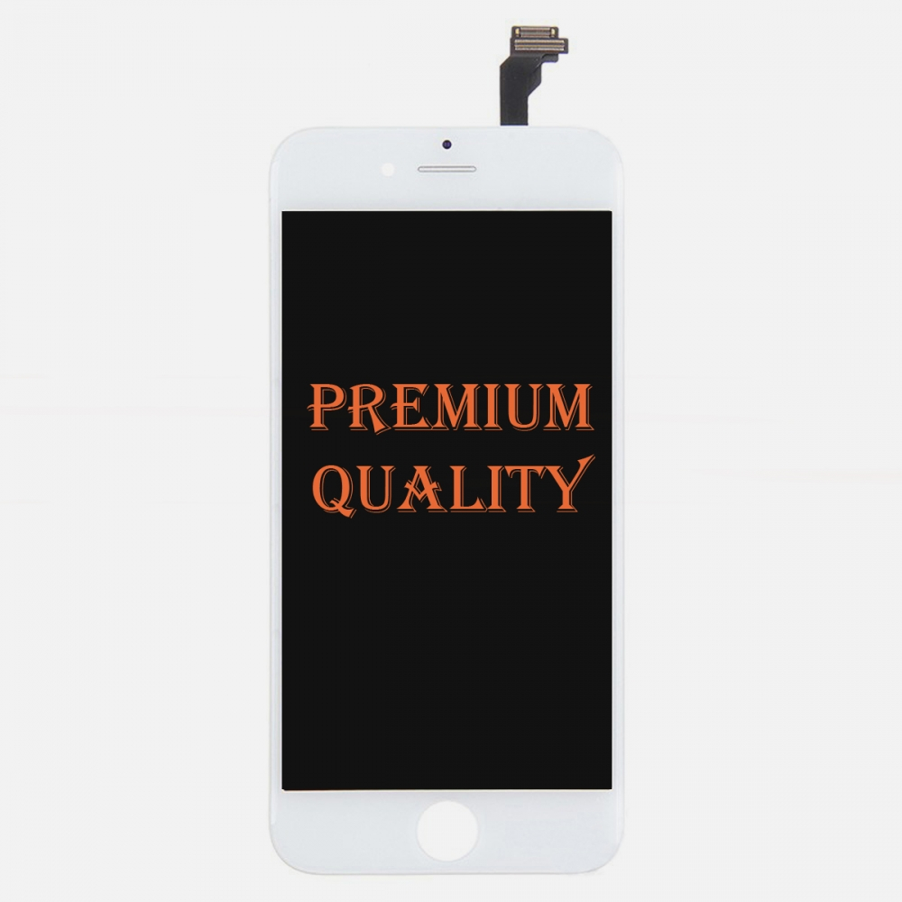 (Premium Quality) White LCD Display Touch Screen Digitizer For iPhone 6