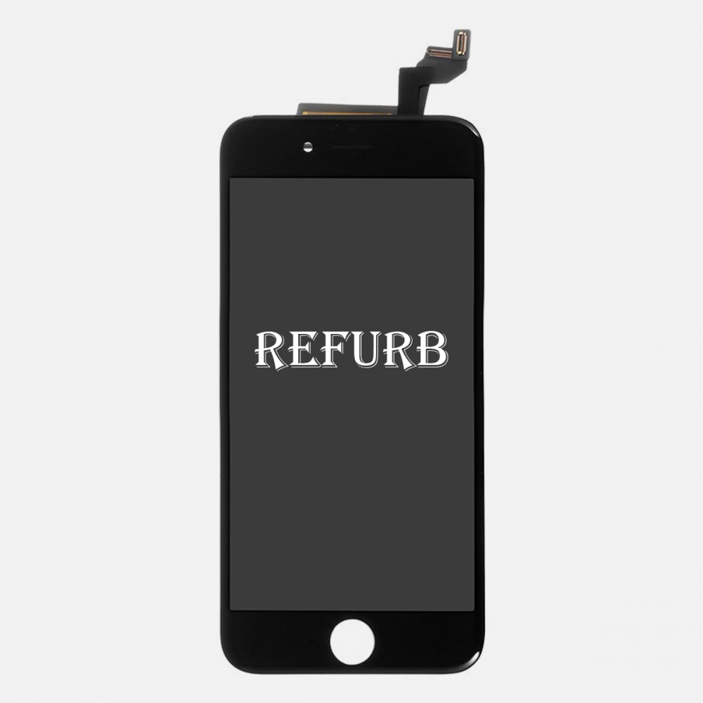 Refurbished Black LCD Display Touch Digitizer Screen Assembly for iphone 6S