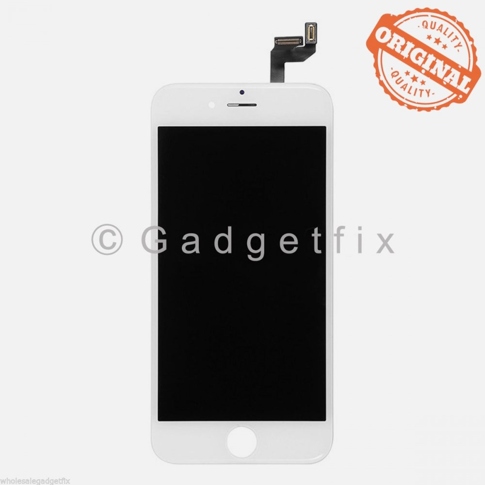 OEM Original White LCD Display Touch Digitizer Screen Assembly for iphone 6S