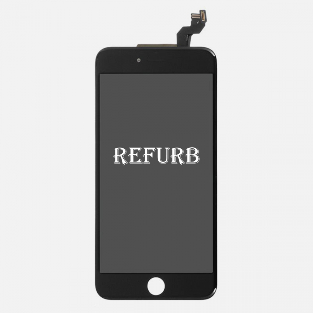 Refurbished Black LCD Display Touch Digitizer Screen Assembly for iphone 6S Plus