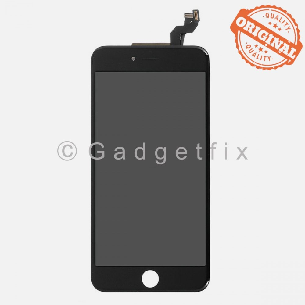 OEM Original Black LCD Display Touch Digitizer Screen Assembly for iphone 6S Plus