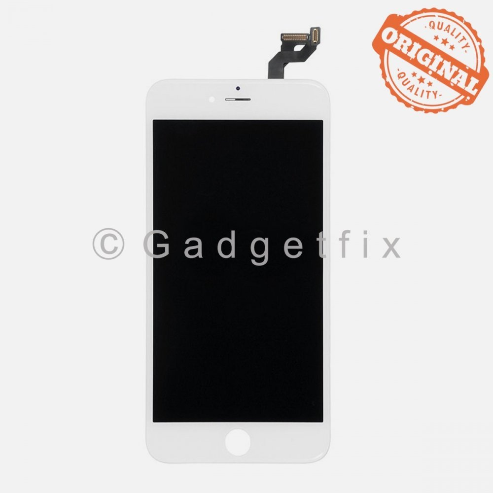 OEM Original White LCD Display Touch Digitizer Screen Assembly for iphone 6S Plus