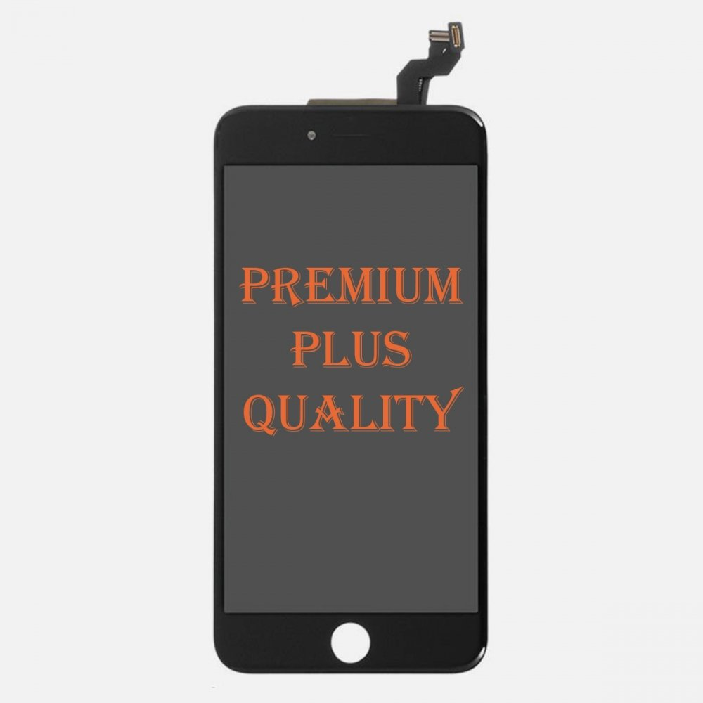 (Premium Plus Quality) Black LCD Display Touch Digitizer Screen for iphone 6S Plus