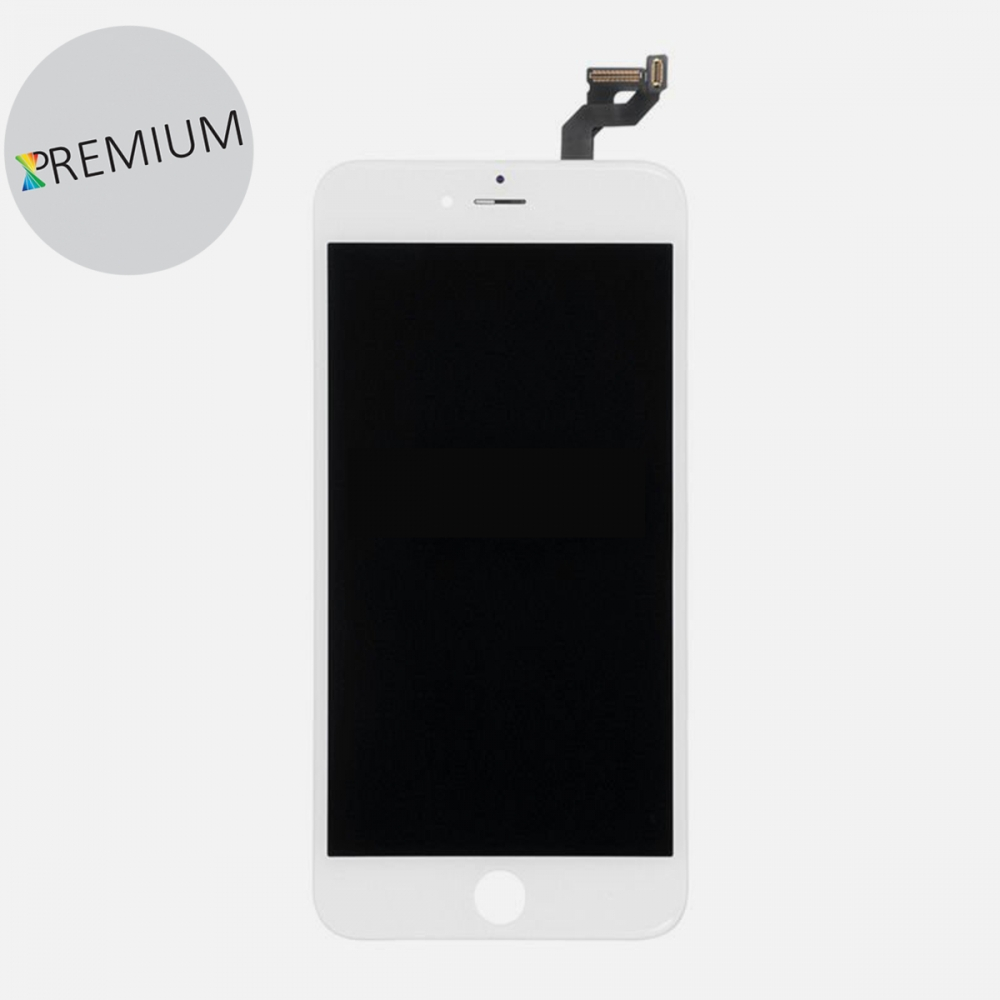 Premium White Display LCD Touch Screen Digitizer For iPhone 6S Plus