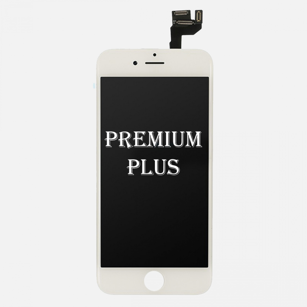 (Premium Plus Quality) White LCD Display Touch Digitizer Screen for iphone 6S