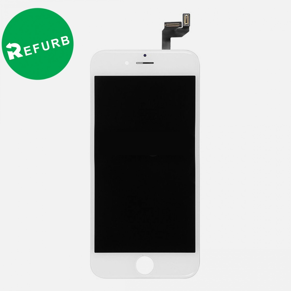 Refurbished White LCD Display Touch Digitizer Screen Assembly for iphone 6S