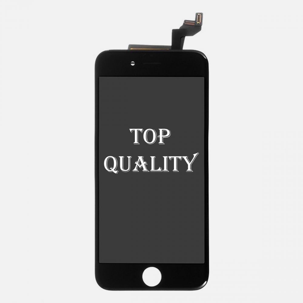 Top Quality Black LCD Display Touch Digitizer Screen Assembly for iphone 6S
