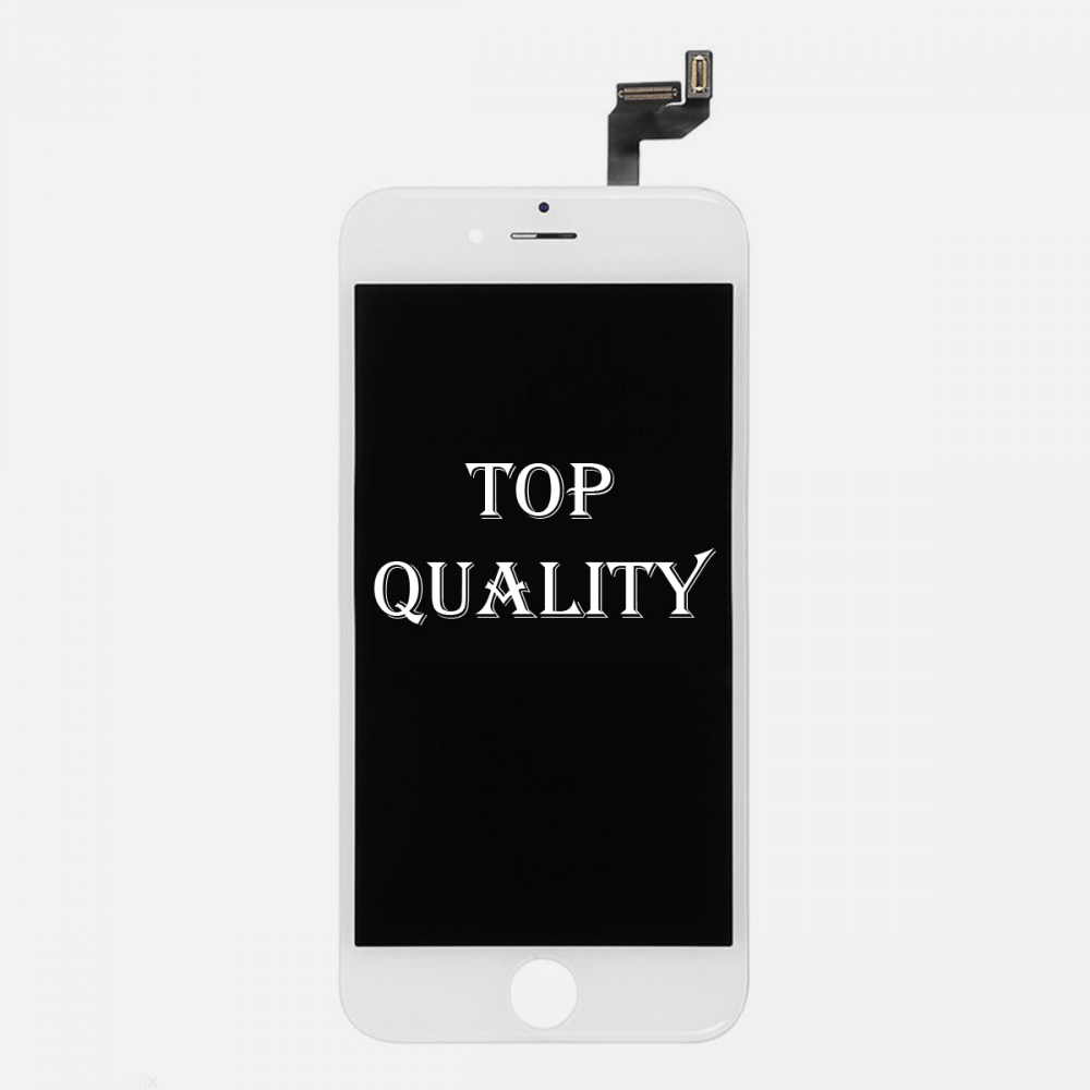 Top Quality White LCD Display Touch Digitizer Screen Assembly for iphone 6S