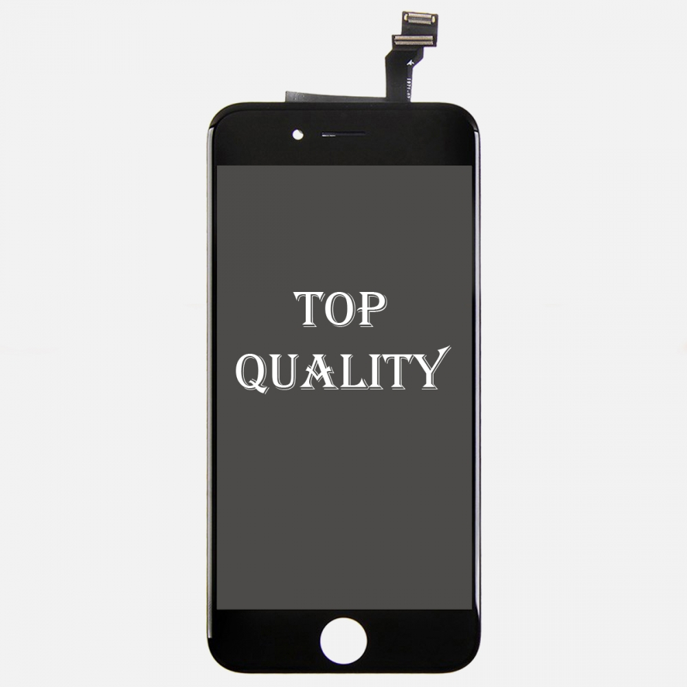 Top Quality Black LCD Display Touch Digitizer Screen Assembly for iphone 6