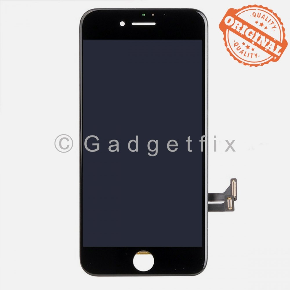 OEM Original Black LCD Display Touch Digitizer Screen Assembly for iphone 7