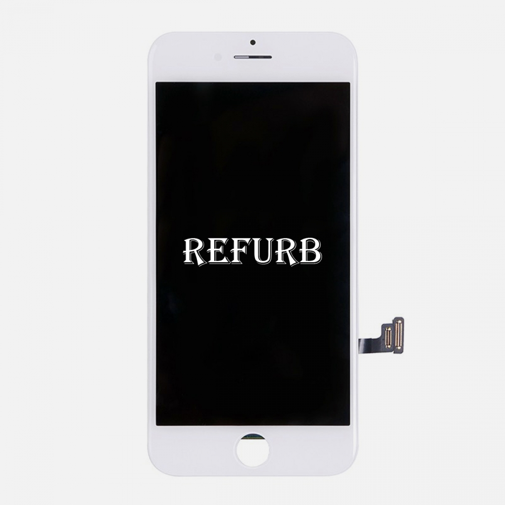 Refurbished White LCD Display Touch Digitizer Screen Assembly for iphone 7