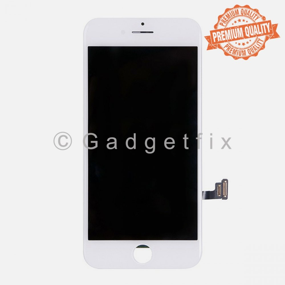 (Premium Quality) White LCD Touch Screen Digitizer for iphone 7