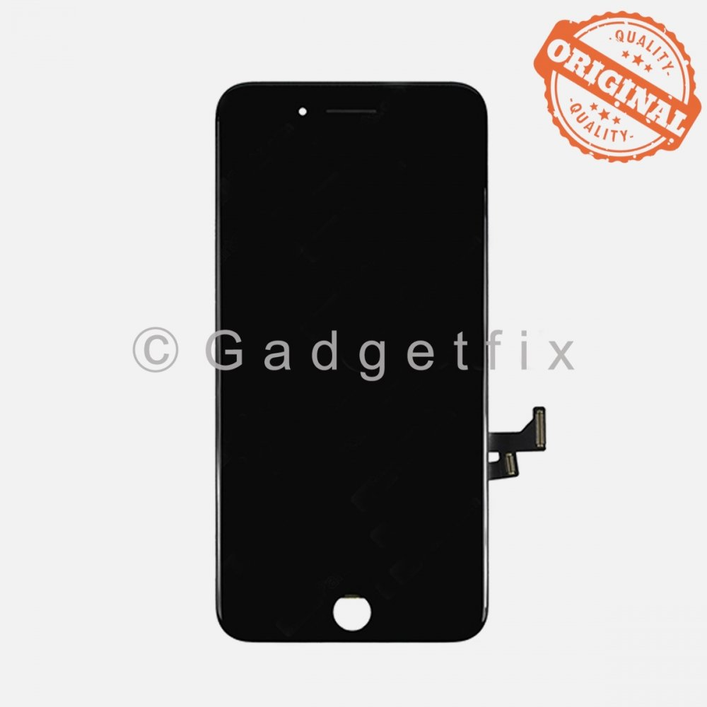 OEM Original Black LCD Display Touch Digitizer Screen Assembly for iphone 7 Plus