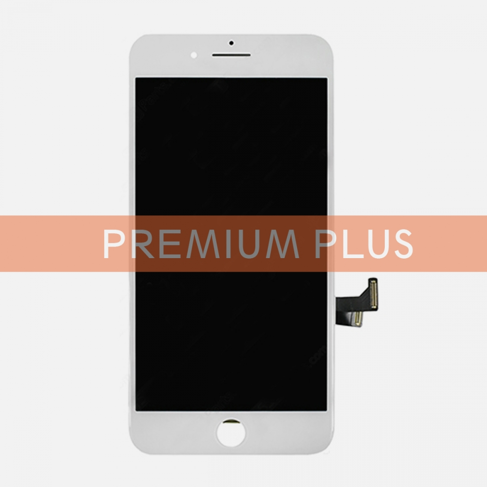 (Premium Plus Quality) White LCD Display Touch Digitizer Screen for iphone 7 Plus