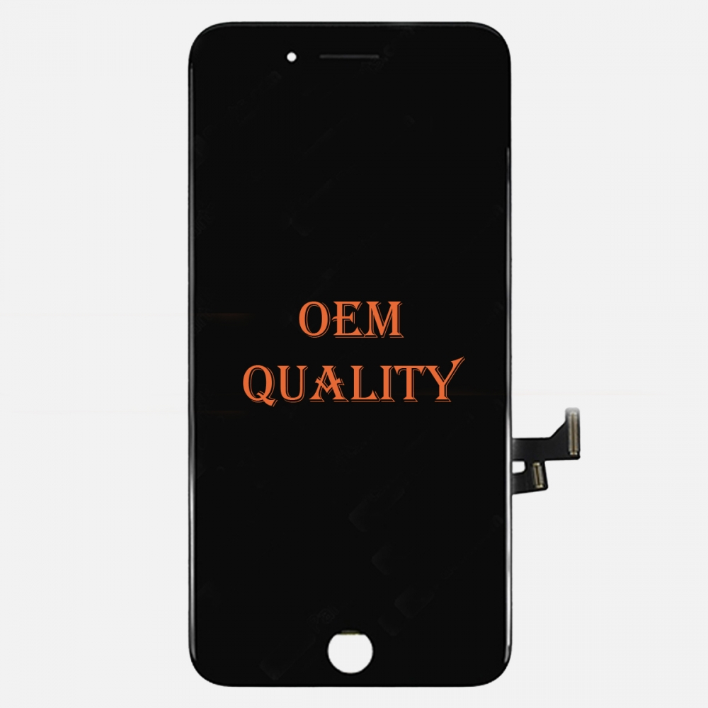 Top Quality Black LCD Display Touch Digitizer Screen Assembly for iphone 7 Plus