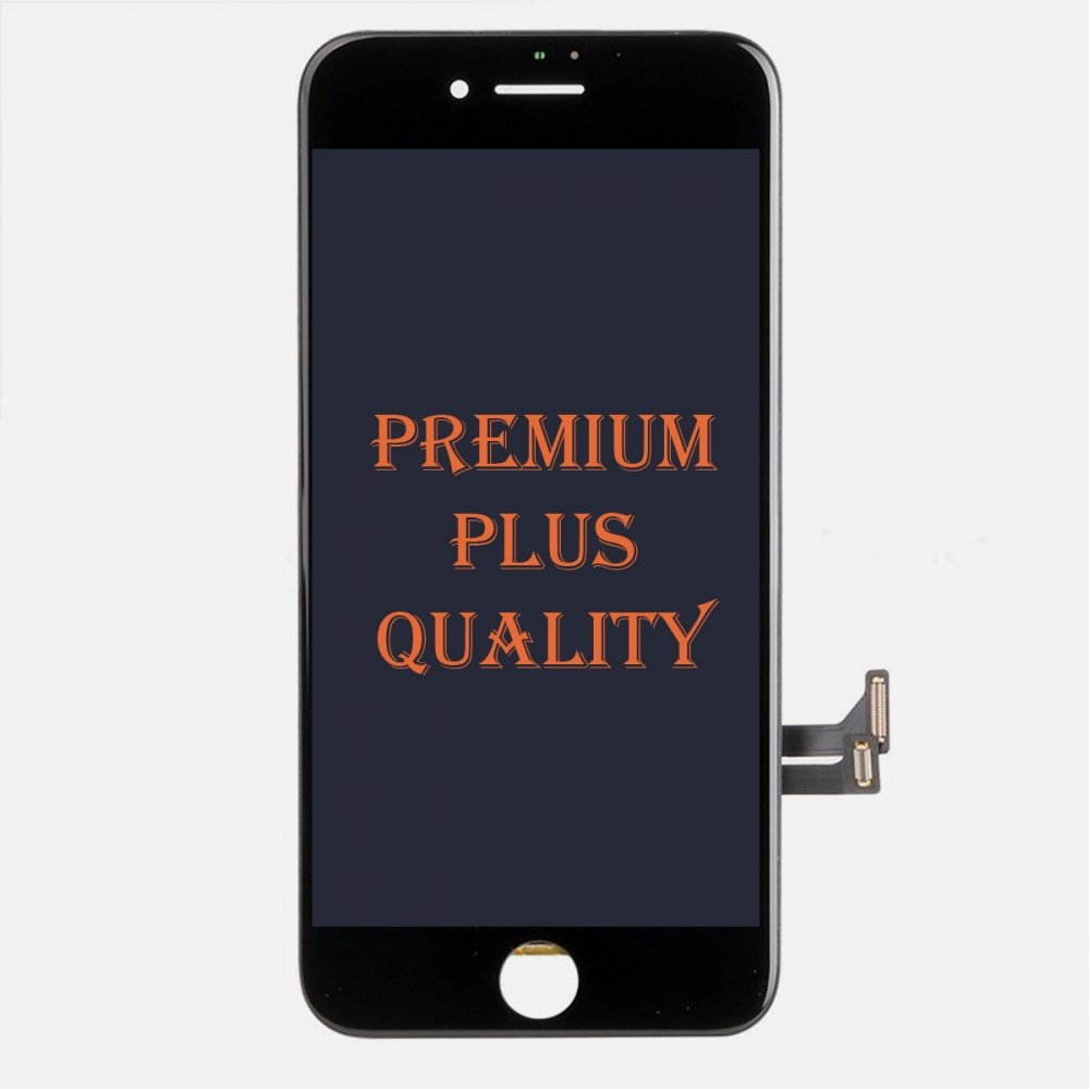 (Premium Plus Quality) Black LCD Display Touch Digitizer Screen for iphone 7