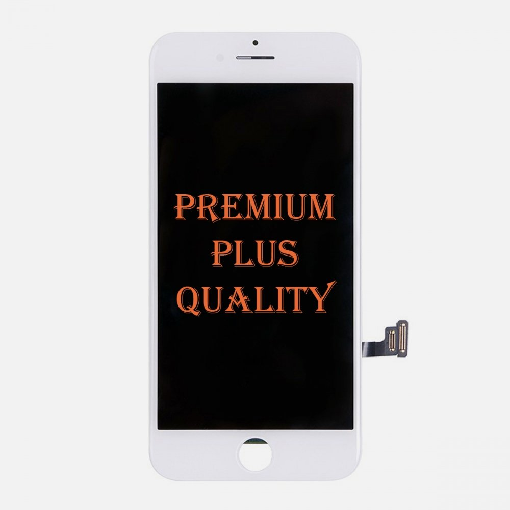 (Premium Plus Quality) White LCD Display Touch Digitizer Screen for iphone 7