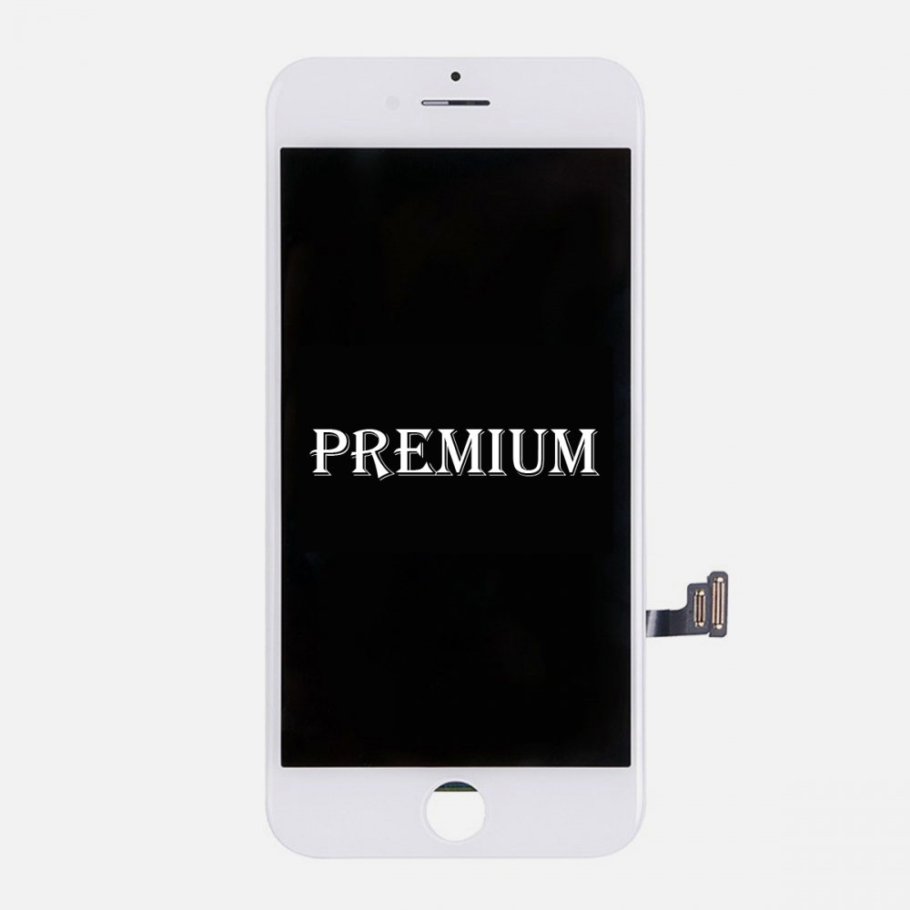 Premium White Display LCD Touch Screen Digitizer for iphone 7