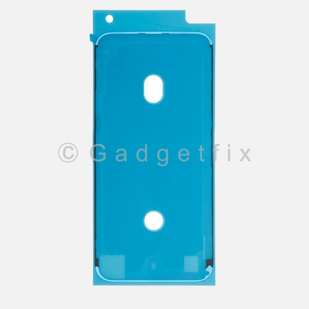 White Digitizer Frame Water Seal Gasket Adhesive Tape For Iphone 8 | SE 2020