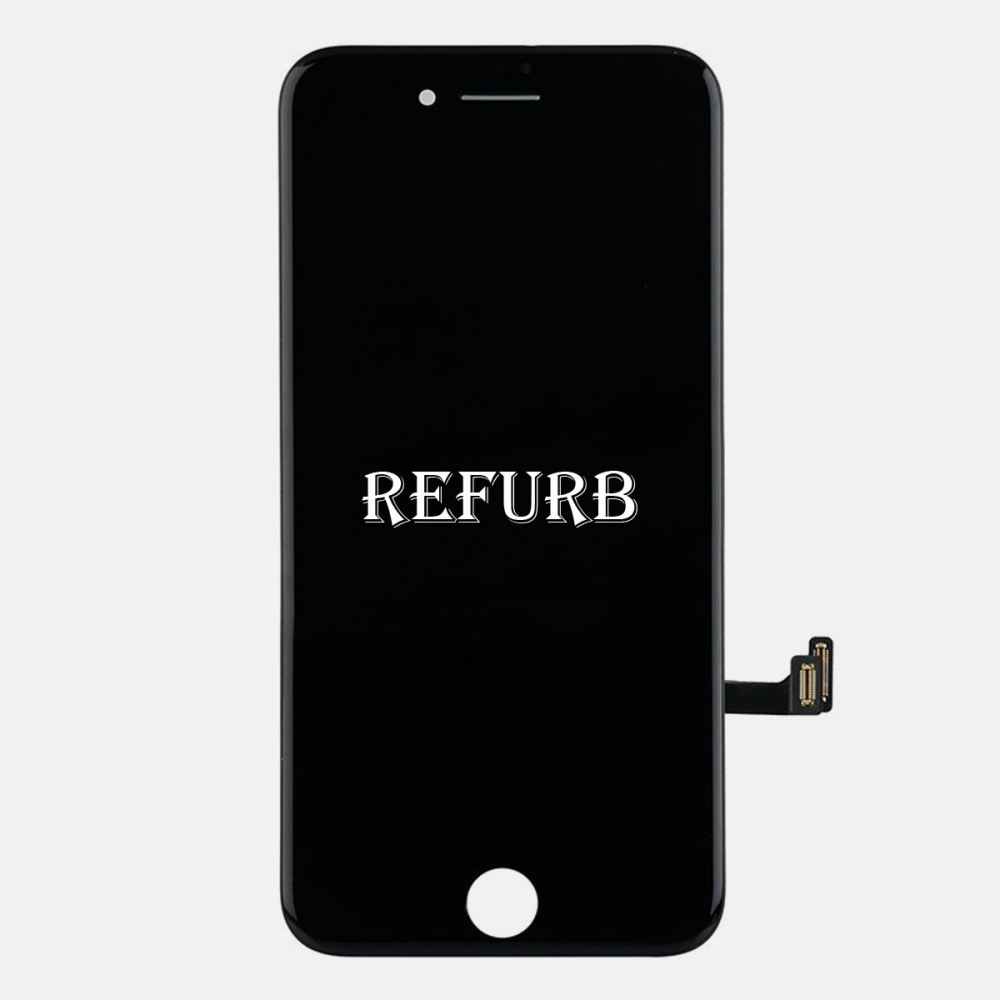 Refurbished Black LCD Display Touch Digitizer Screen for iphone 8 | SE 2020