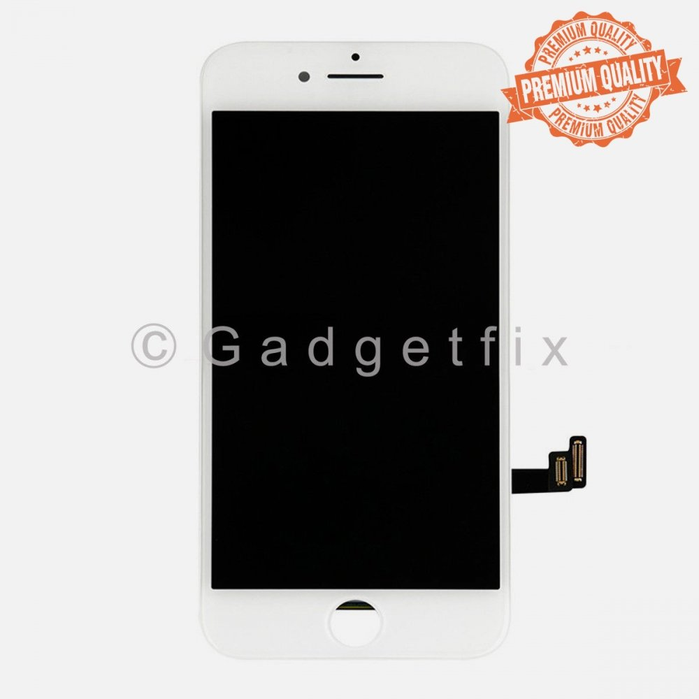 (Premium Quality) White Display LCD Touch Screen Digitizer For iPhone 8