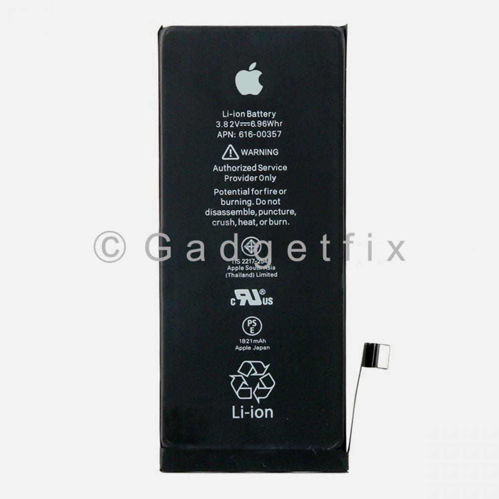 Original OEM Li-ion Battery For Apple iPhone 8 | Cadex Tested Minimum 80% Capacity