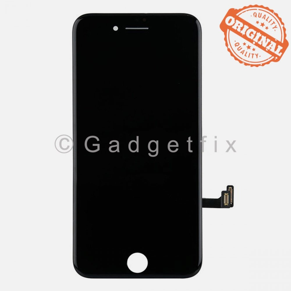 OEM Original Black LCD Display Touch Digitizer Screen Assembly for iphone 8 Plus
