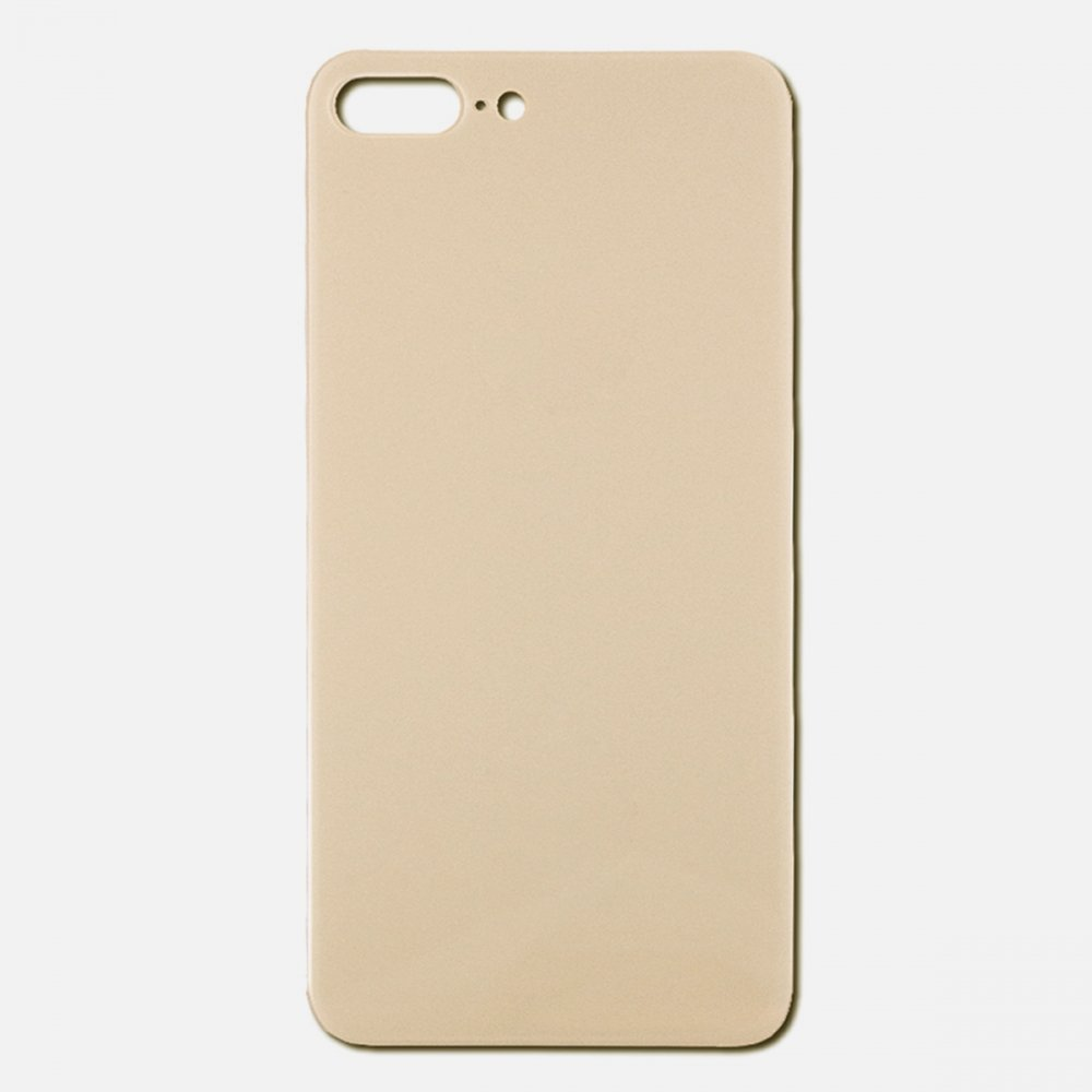 Gold Rear Back Cover Battery Door Glass For Iphone 8 Plus