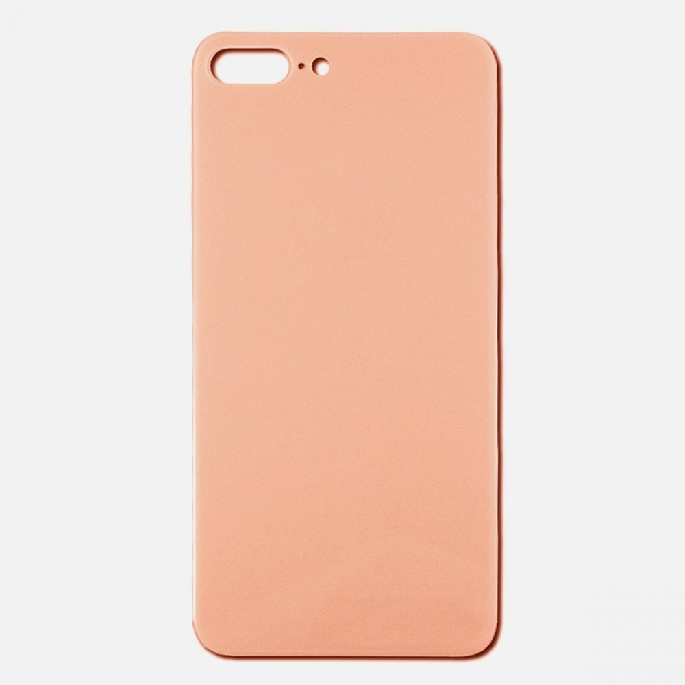 Rose Gold Rear Back Cover Battery Door Glass For Iphone 8 Plus