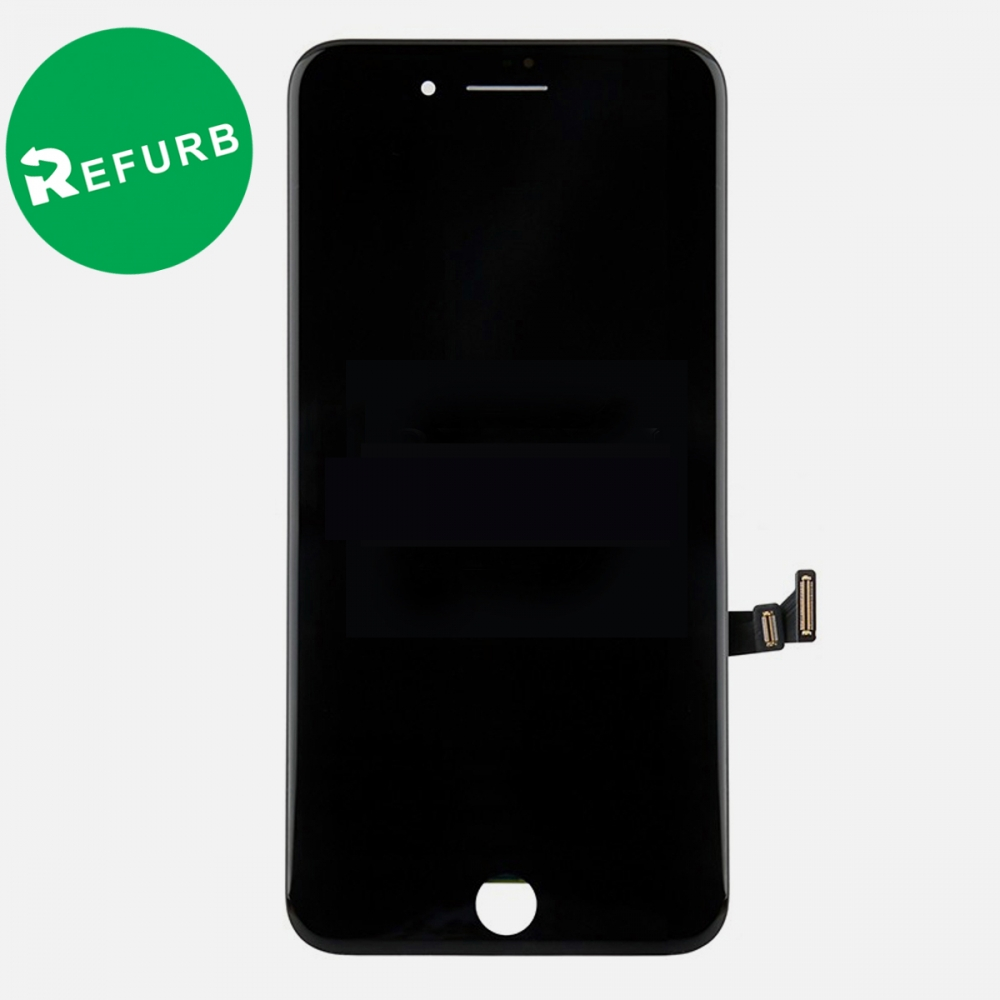Refurbished Black LCD Display Touch Digitizer Screen Assembly for iphone 8 Plus