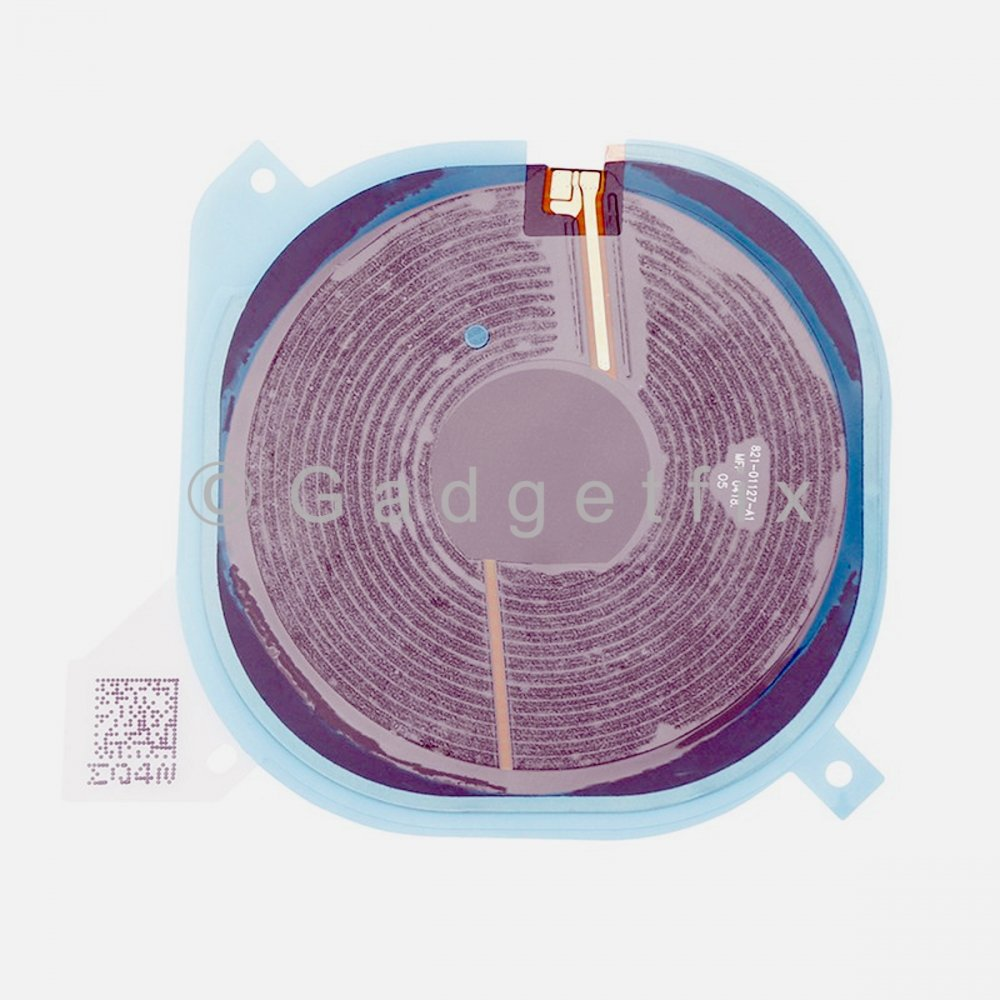 Wireless Charger Charging Coin Flex Cable Replacement For Apple iPhone 8 Plus