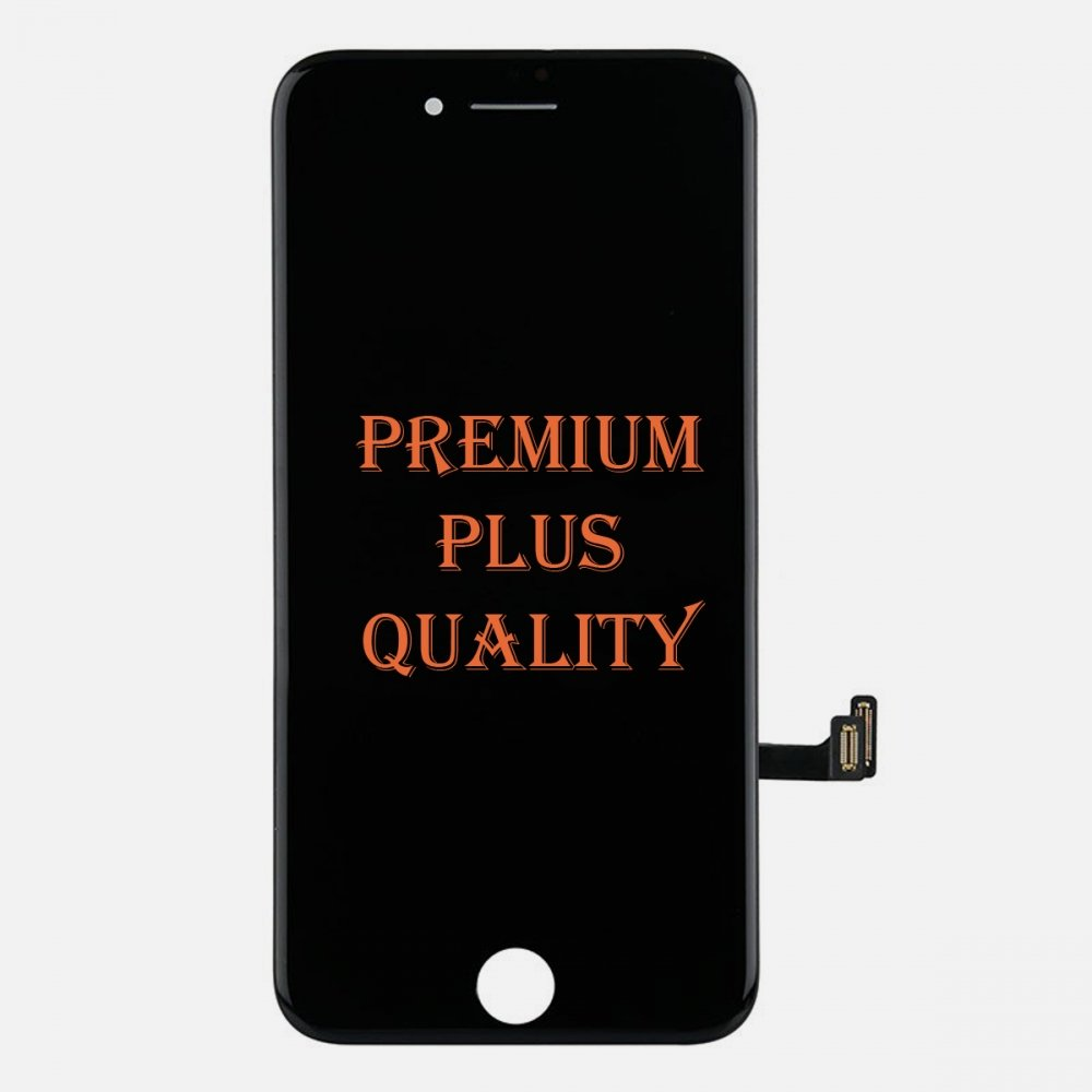(Premium Plus Quality) Black LCD Display Touch Digitizer Screen for iphone 8