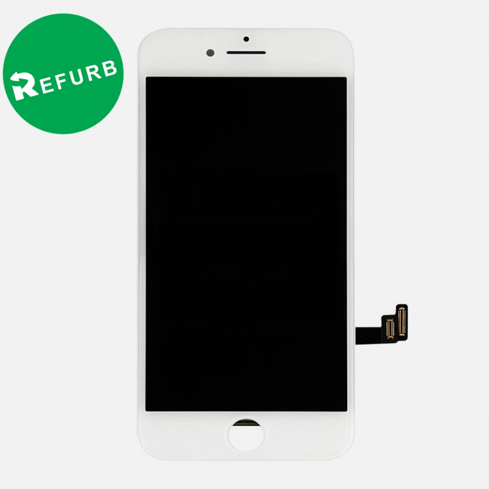 Refurbished  White LCD Display Touch Digitizer Screen for iphone 8 | SE 2020